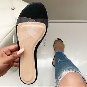 NEW Kira Sandal- in Black